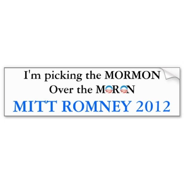 Mormons Romney 2012