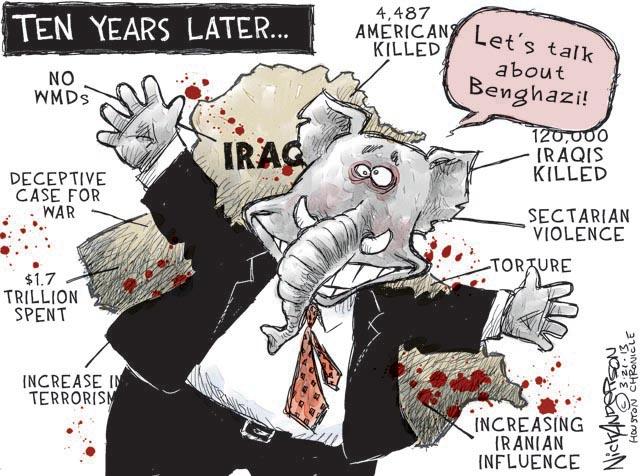 Nick Anderson Benghazi