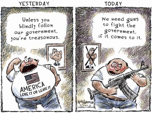 Nick Anderson Guns Treason