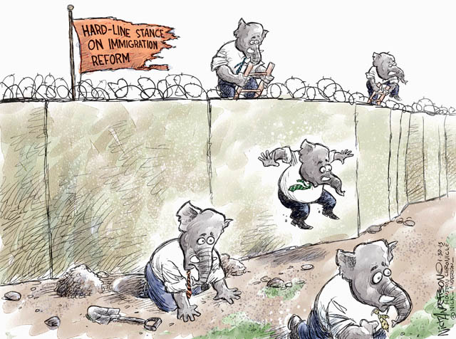 Nick Anderson Immigration