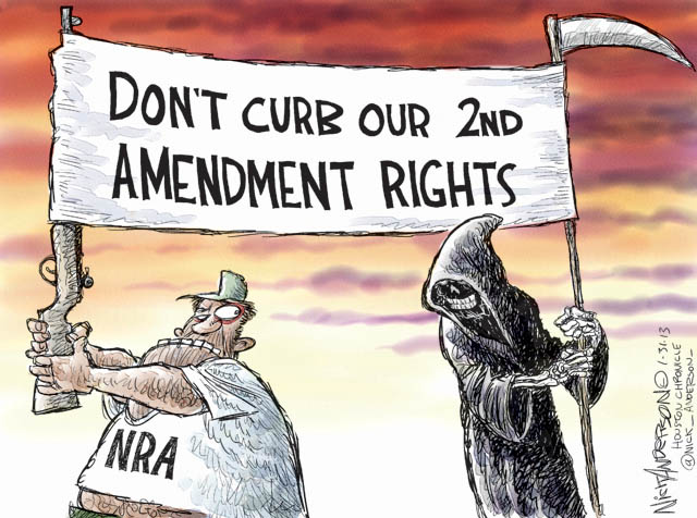 Nick Anderson NRA