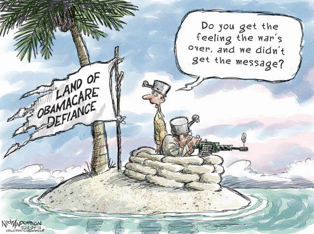 Nick Anderson Obamacare