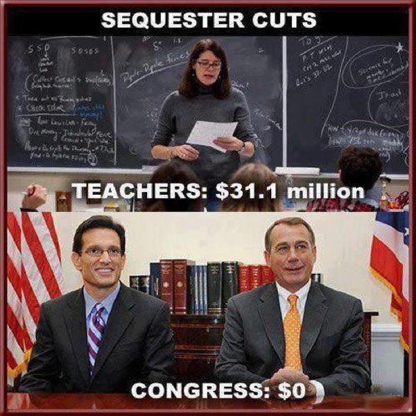 Sequester Cuts