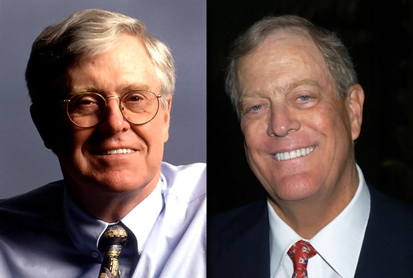koch brothers Make Way For Koch News