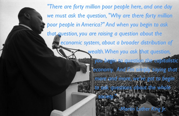Martin Luther King's Best Quotes On Poor People In America