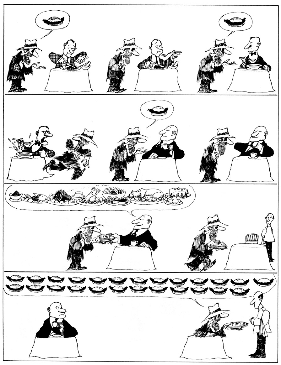 Quino Cartoons 1