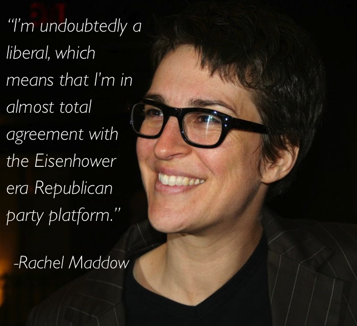 rachel maddow 3 Ten Of Rachel Maddows Best Moments