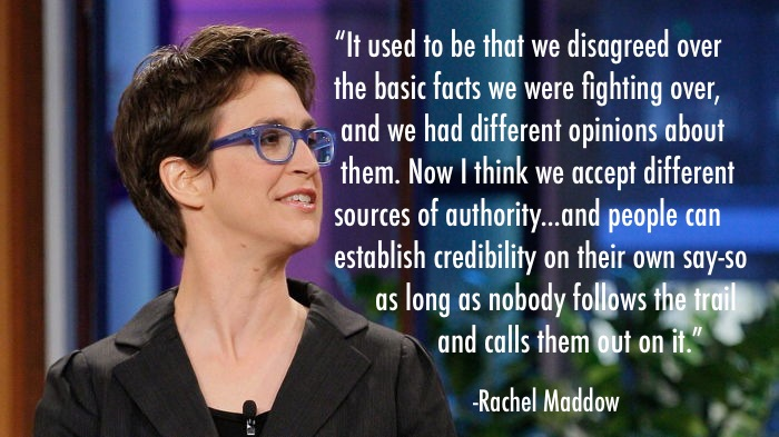 rachel maddow 5 Ten Of Rachel Maddows Best Moments