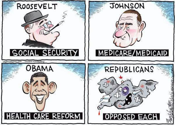 Republican Opposition