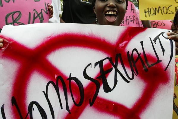 Anti Gay Uganda