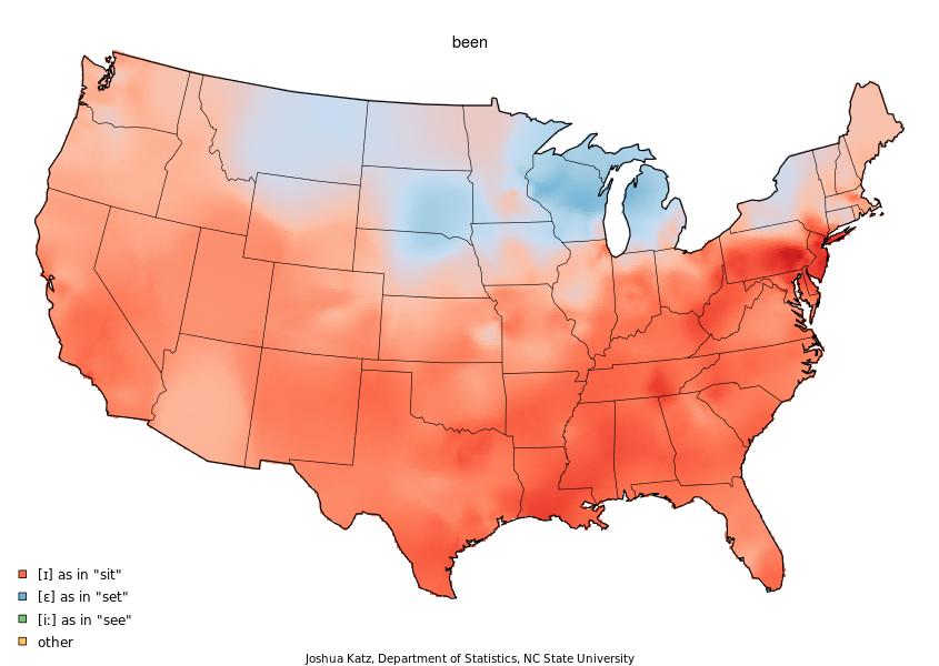 Been Pronunciation