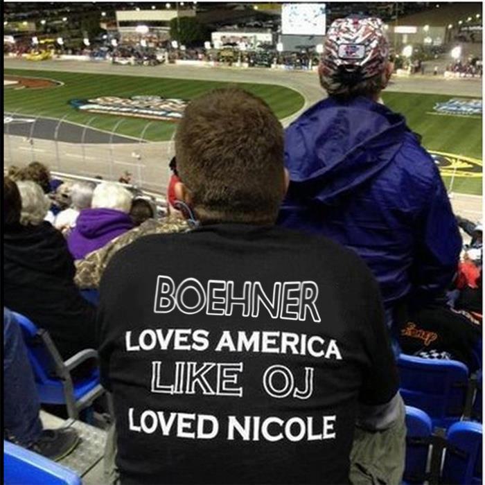 Boehner Loves America