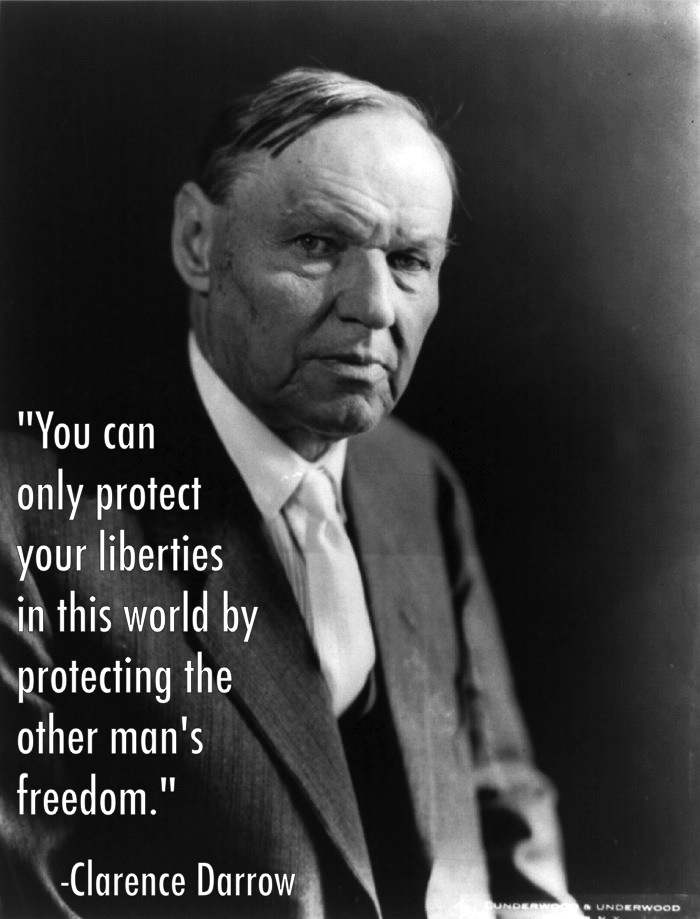 Civil Liberties Clarence Darrow