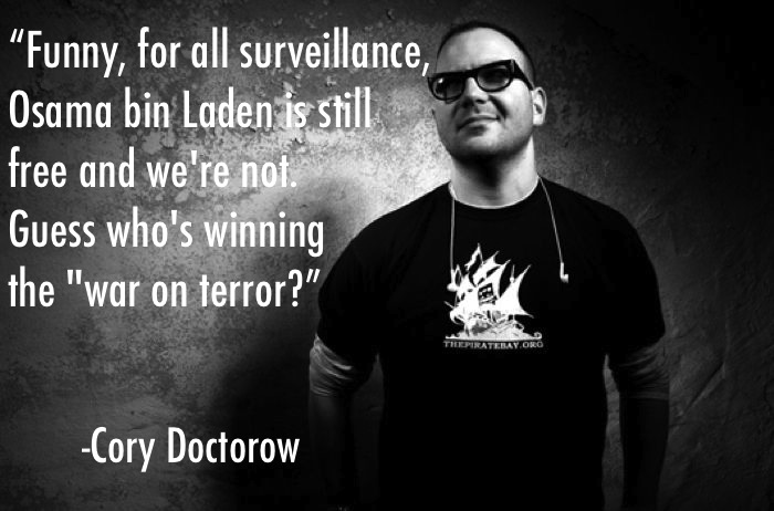 Civil Liberties Cory Doctorow