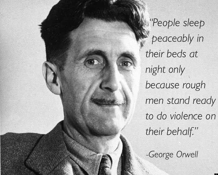Provocative George Orwell Quotes