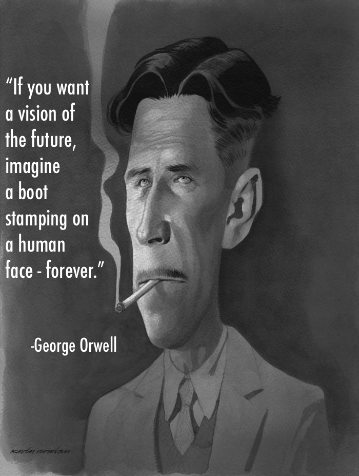 George Orwell Vision of the Future