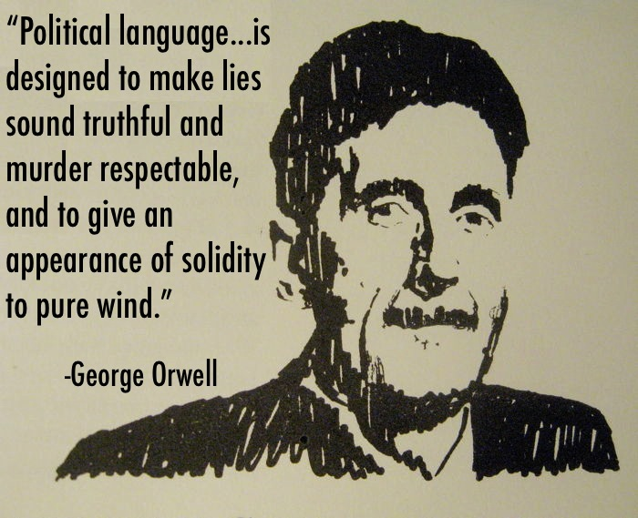 the lack of freedom in the novel 1984 by george orwell