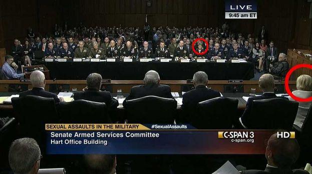 Senate Armed Services Diversity