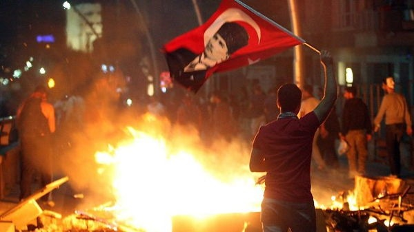 Turkey Protests 12