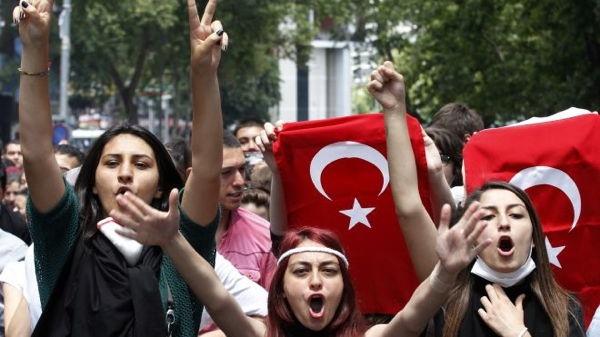 Turkey Protests 18