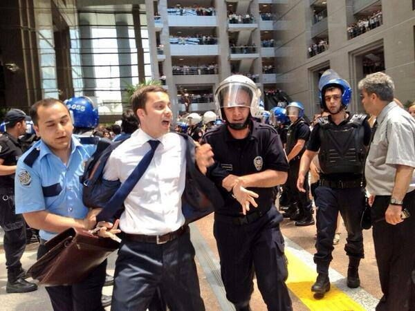 Turkey Protests 2