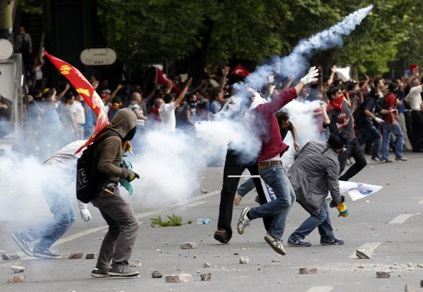 Turkey Protests 25