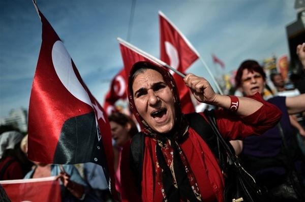 Turkey Protests 30
