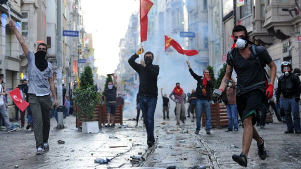 Turkey Protests 7