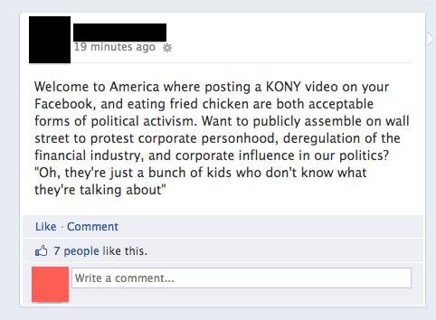 American Political Activism