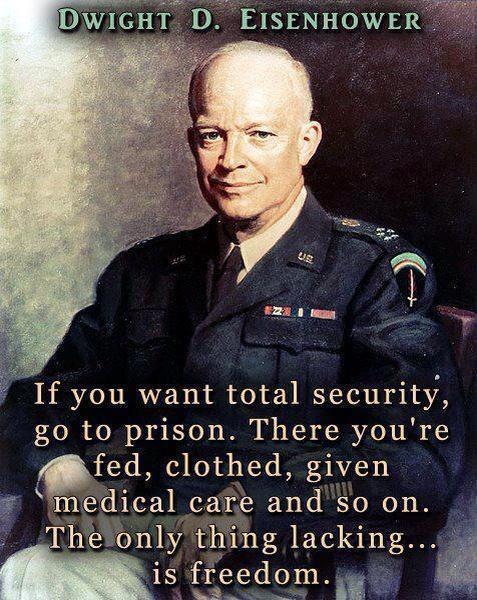 Eisenhower Prison