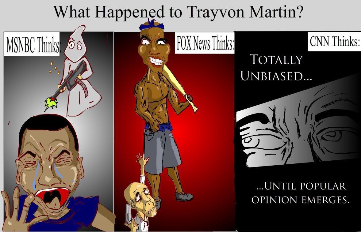 Media Trayvon Martin