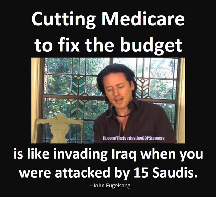 Cutting Medicare Quote