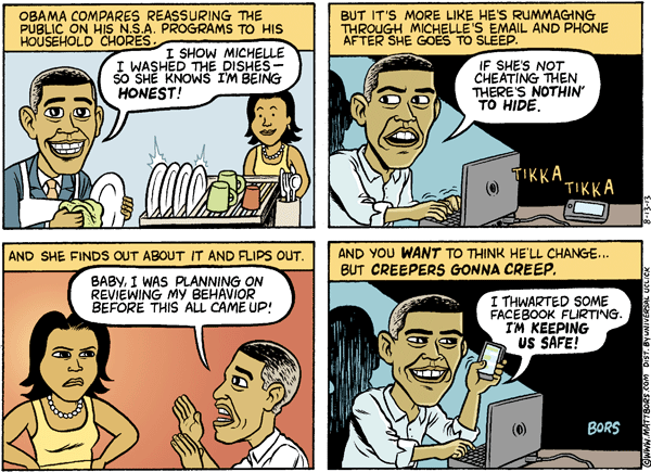 Obama Dirty Dishes