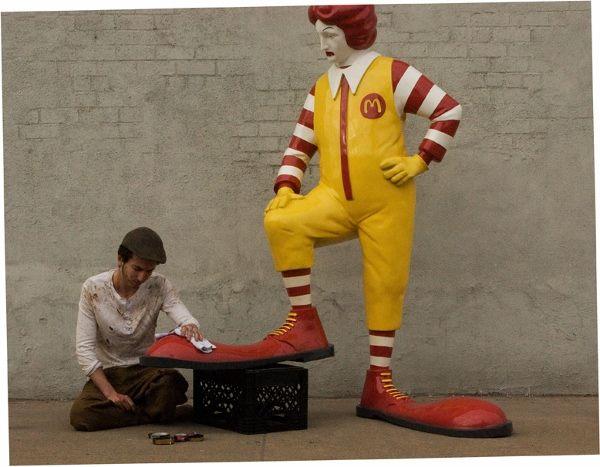 Banksy McDonalds 1