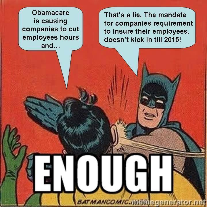 Batman Obamacare