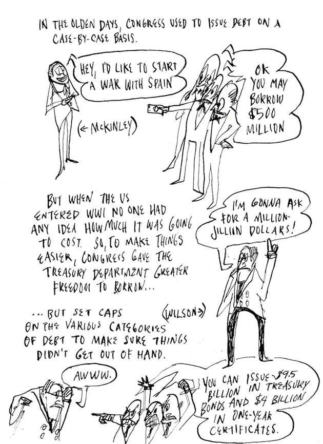 Debt Cartoon 1