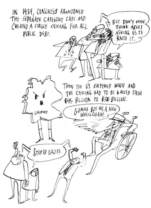 Debt Cartoon 2