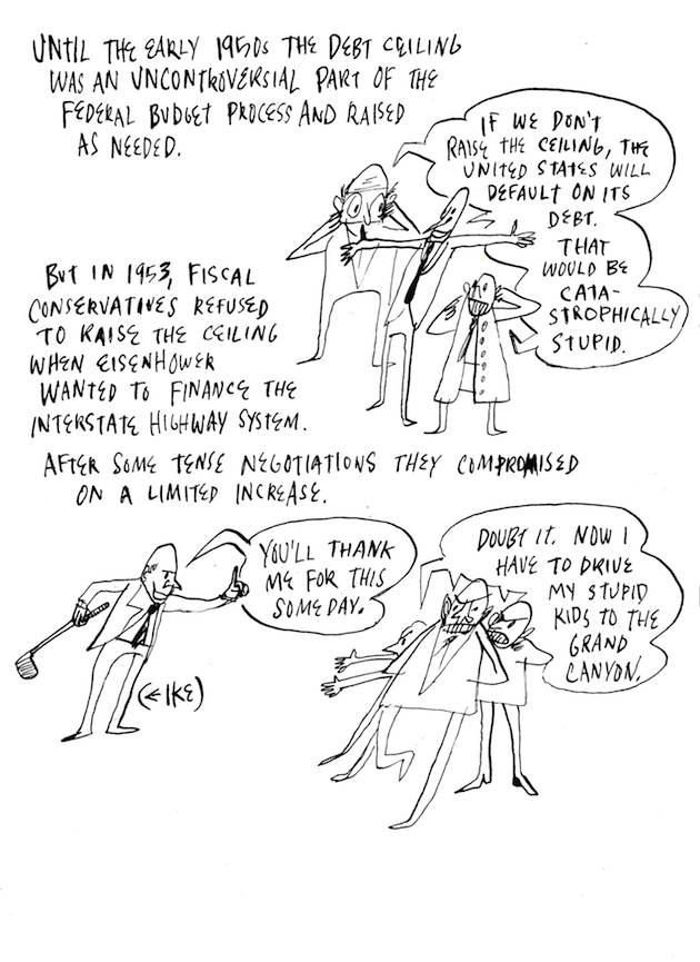 Debt Cartoon 3
