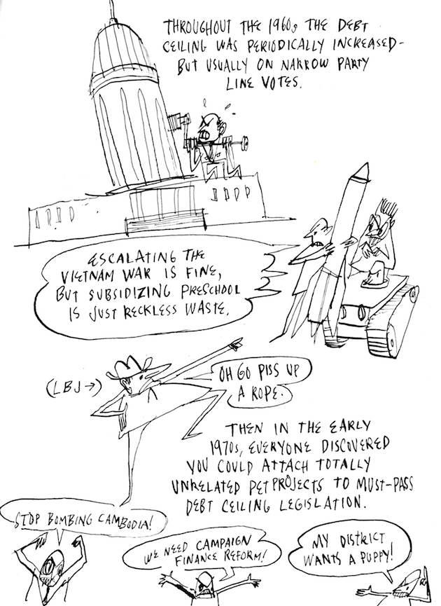 Debt Cartoon 4