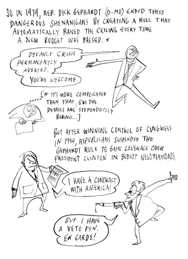 Debt Cartoon 5