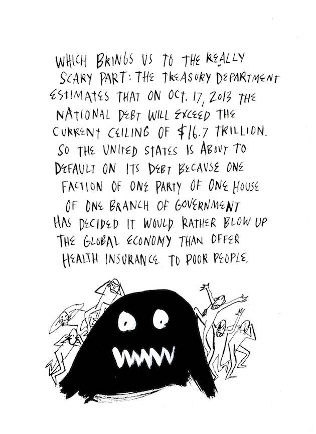 Debt Cartoon 9