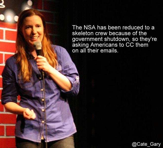 Shutdown NSA