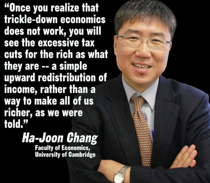 Ha Joon Chang Trickle Down