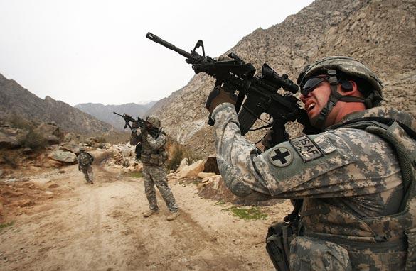 Afghanistan Iraq Wars