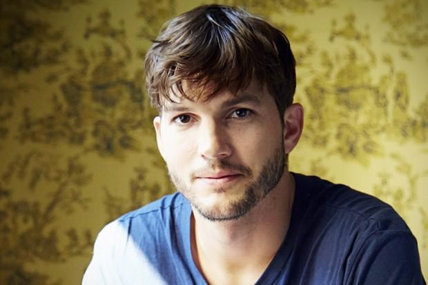 Ashton Kutcher Walmart