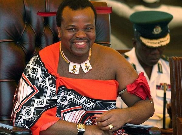 Dictator Fashions Mswati Statement Jewelry