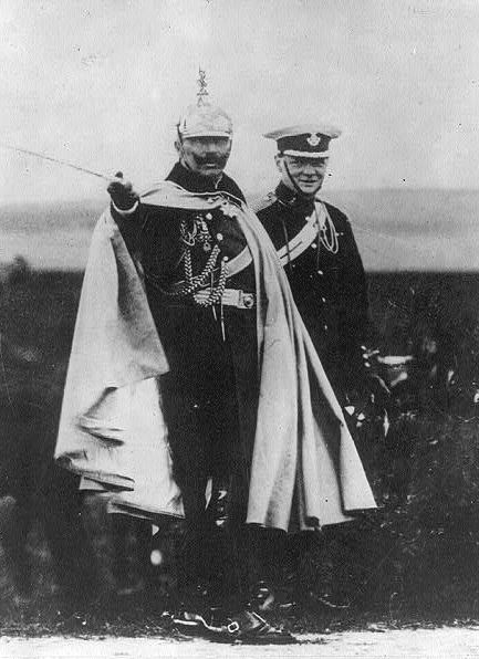 Dictator Fashions Kaiser Cape