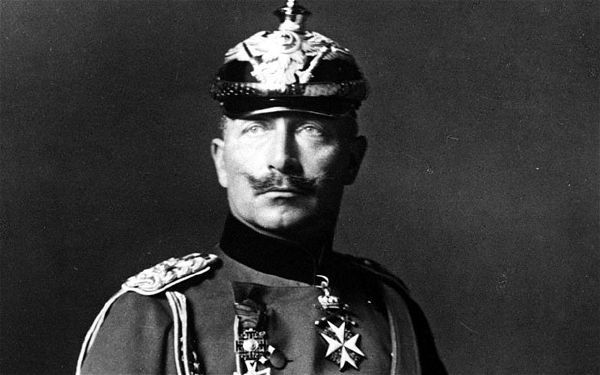 Dictator Fashions Kaiser Medals
