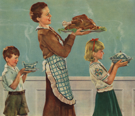 Inventing Thanksgiving