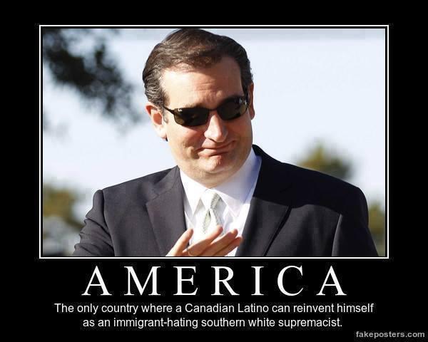 Ted Cruz America